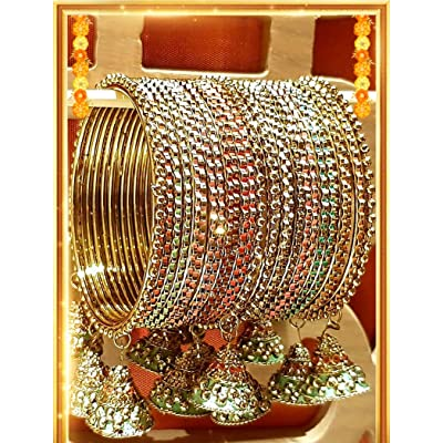 Traditional bangles & earrings | Up to 50% off