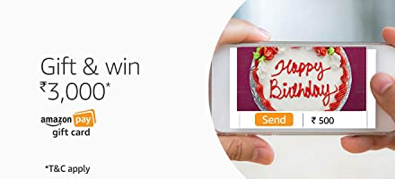 Gift and get Rs.3000 | Amazon Pay Gift Cards