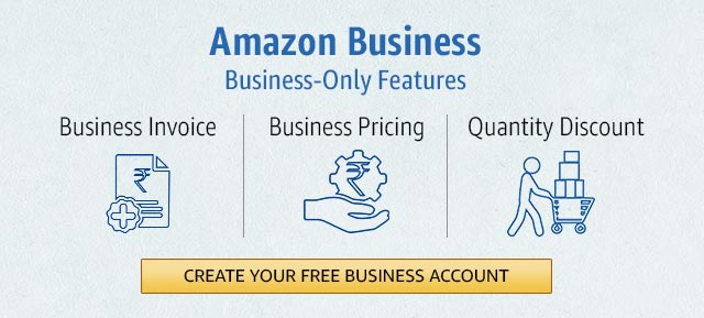 Amazon Business - Business-only Features