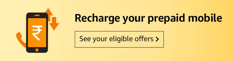 Prepaid Recharge Banner