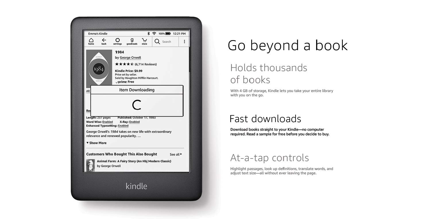 All-New Kindle (10th Gen), 6