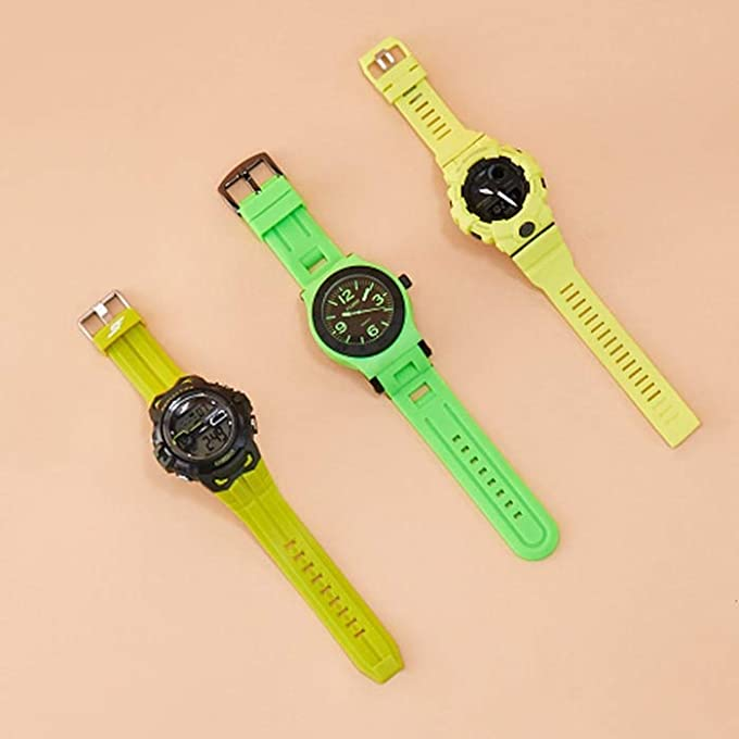 Neon sports Watches