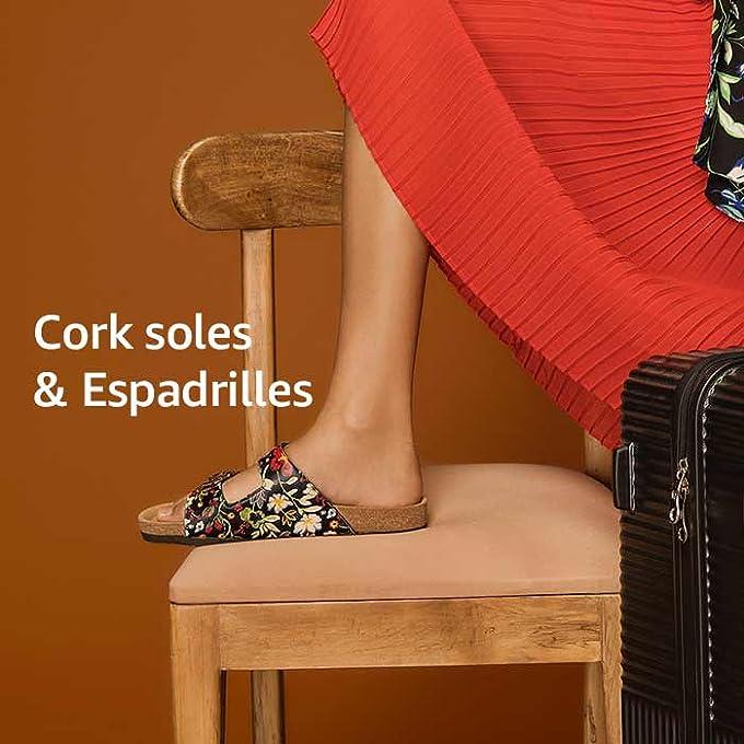 Cork soles & Espadrilles