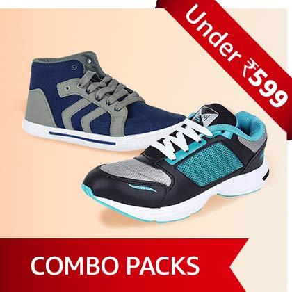 value store | Shoes under ₹599