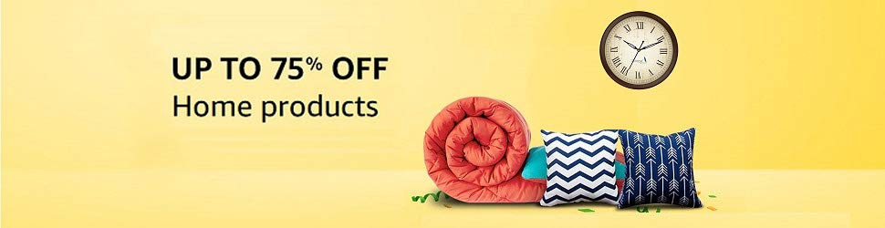 75 % Off Home Products
