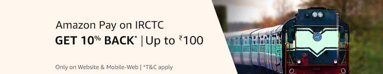 Book IRCTC tickets