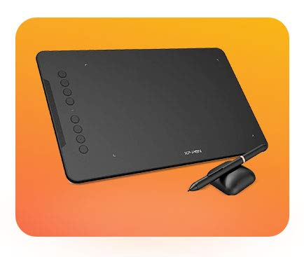 Latest Graphic Tablets for the artist in you