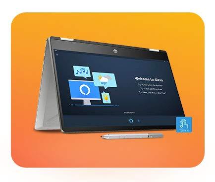 HP Pavilion X360 Core i3 10th Gen