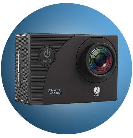 Action Cameras starting ₹2,499