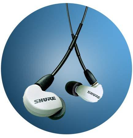 Shure Sound Isolation Headphones