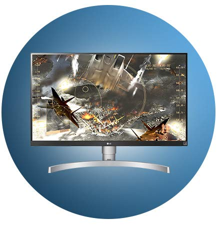 LG 27-inch 4K Monitor