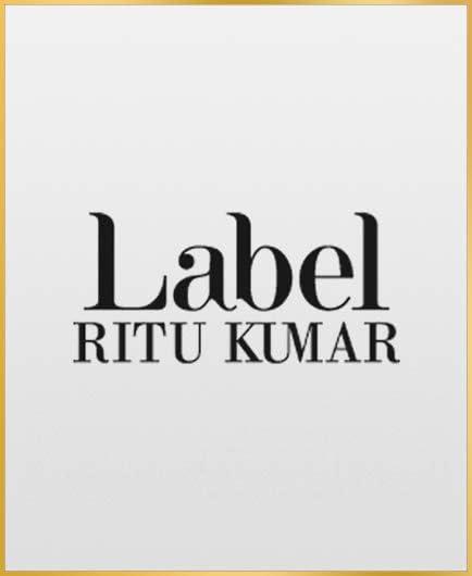 Label Ritu Kumar: Minimum 50% Off
