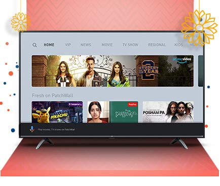 Mi LED TV 55-inch Ultra HD Android TV (Black)