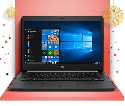 HP i3 7th gen 14-inch Laptop