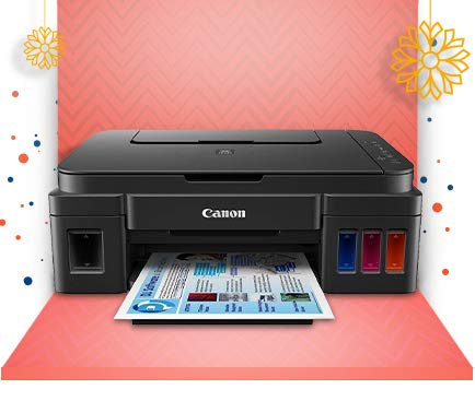 Canon G3000 All-in-One Ink Tank Printer