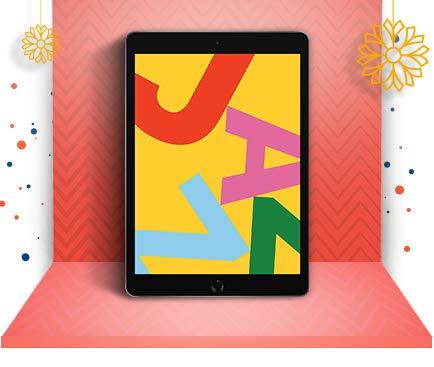 Apple iPad (10.2-inch, Wi-Fi, 32GB) - Space Grey