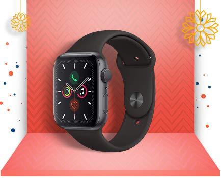 Apple Watch Series 5 - Space grey