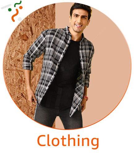 Minimum 80% Off on Men's T-Shirts & Shirts + 10% Instant Discount + 15% Cashback