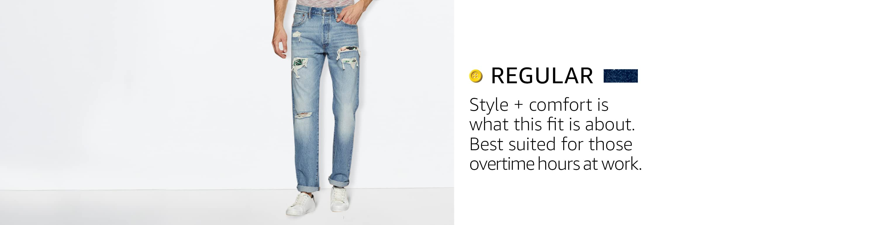 d8ad346f5 Jeans: Buy Jeans For Men online at best prices in India - Amazon.in