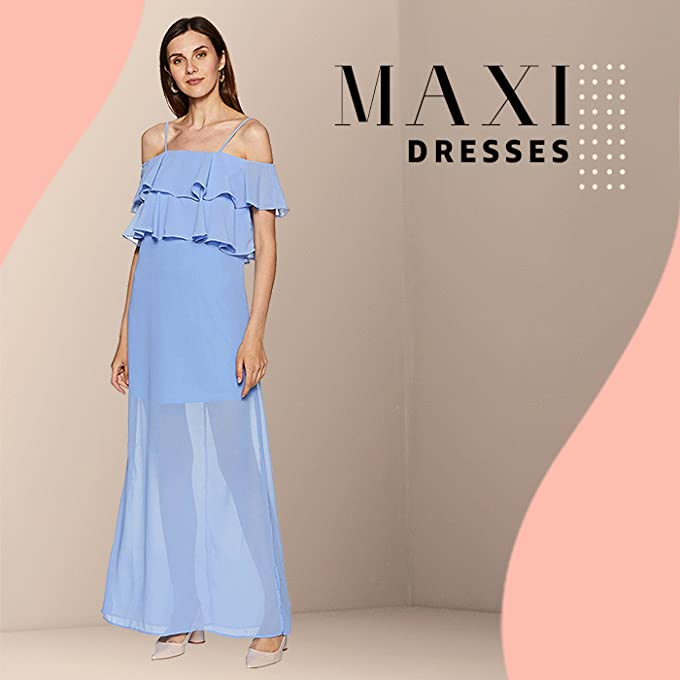 Dresses Buy One Piece Dress For Women Online At Best Prices In India Amazon In
