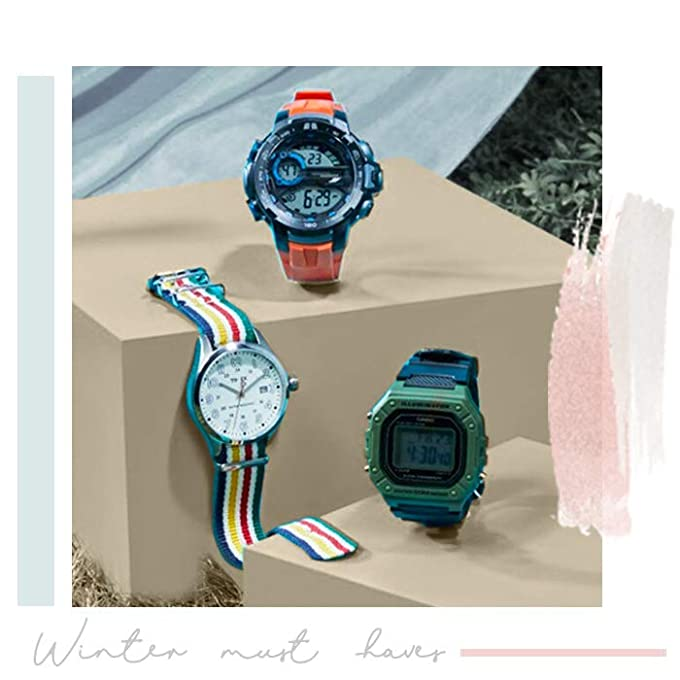 Colour pop Watches