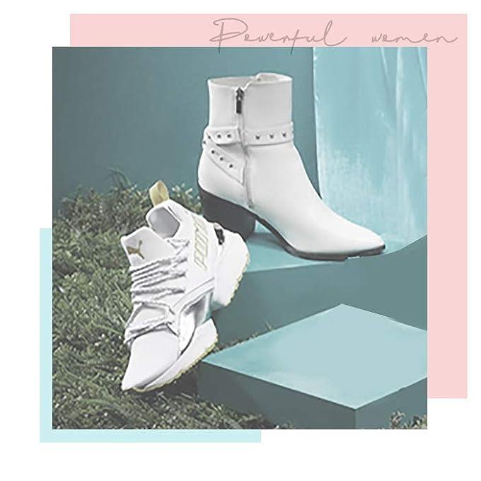 Heels, sandals & sneakers