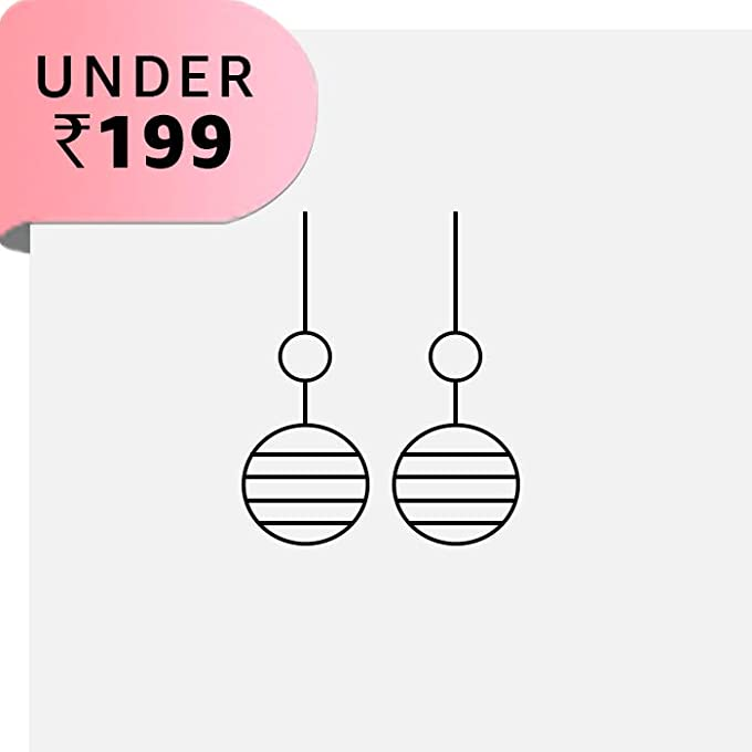 Earrings under 199