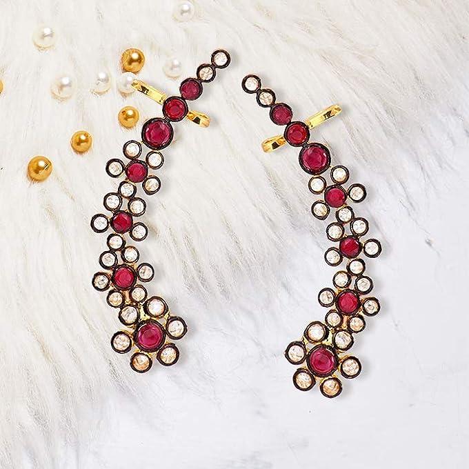Ear cuff jewellery