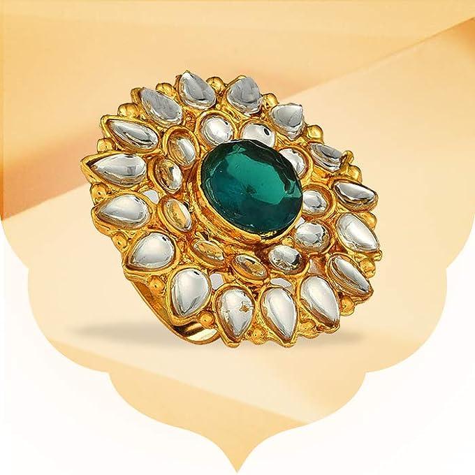 Jadau rings