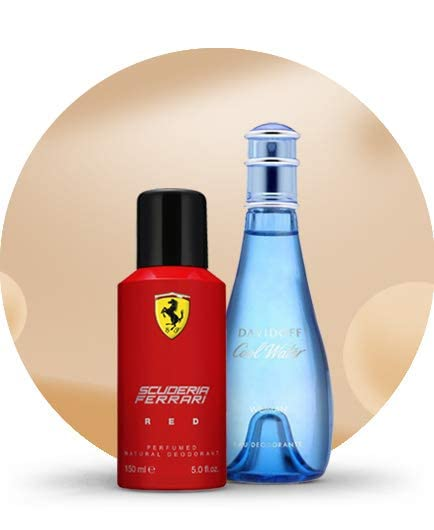 Sell Fragrances and perfumes online