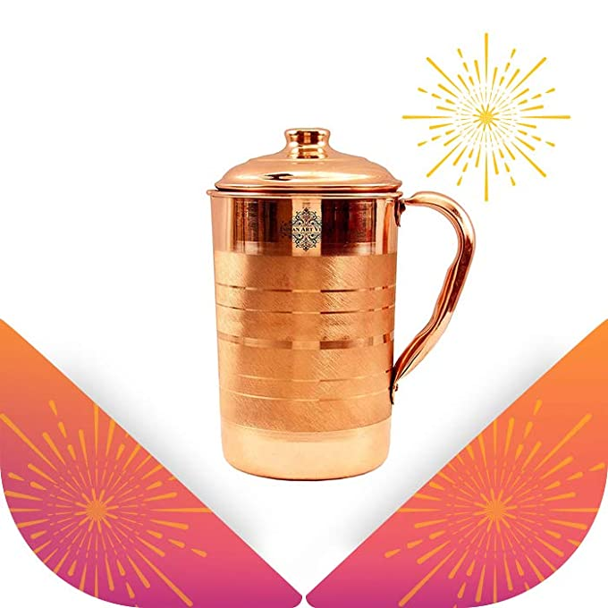 Upto 50% off Copper products