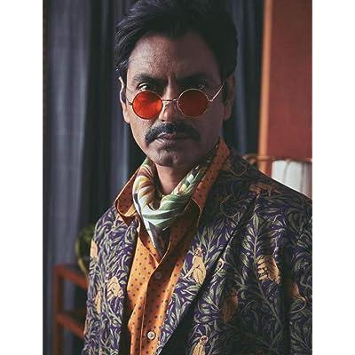 Nawazuddin's hipster round look