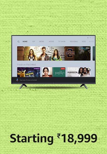 Alexa TVs