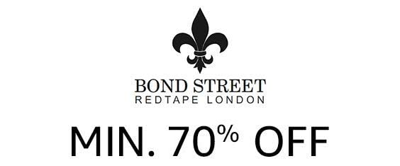 Bond street by Red tape