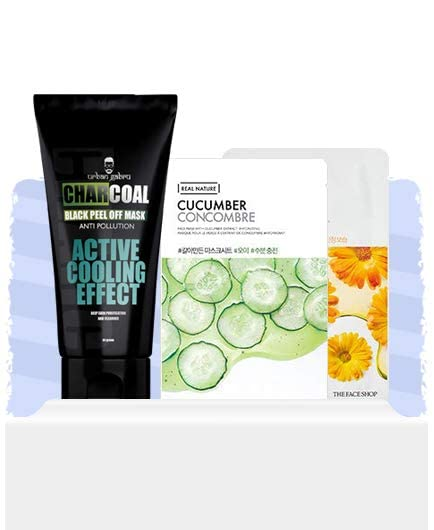 Face masks & sheet masks
