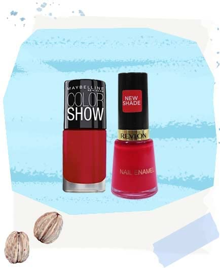 Nail polish & enamel