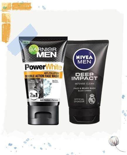Face washes & creams