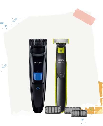 Shavers & trimmers