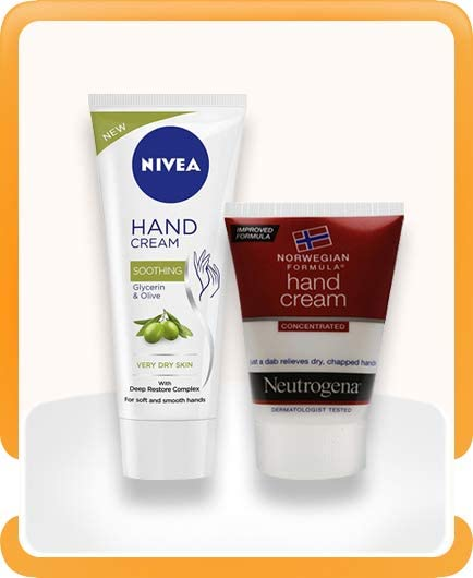 Hand creams & lotions