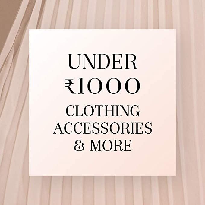 under rs 1000