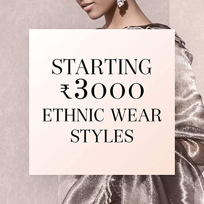 starting rs 3000 ethnic styles