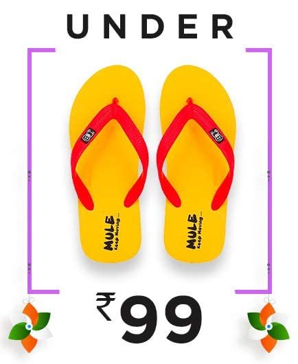 Flip-flops & slippers