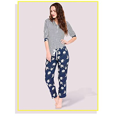Lounge all day: The PJ uniform