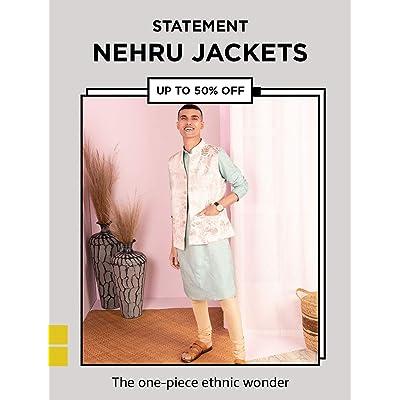 Shop nehru jackets