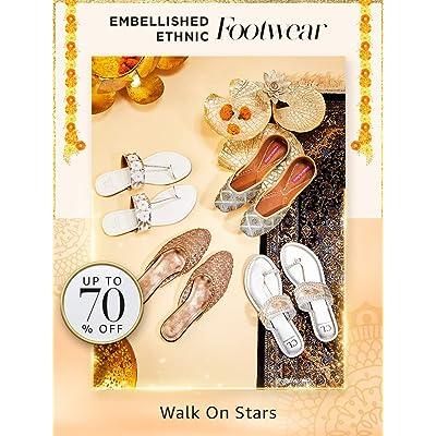 Shop women's ethnic footwear