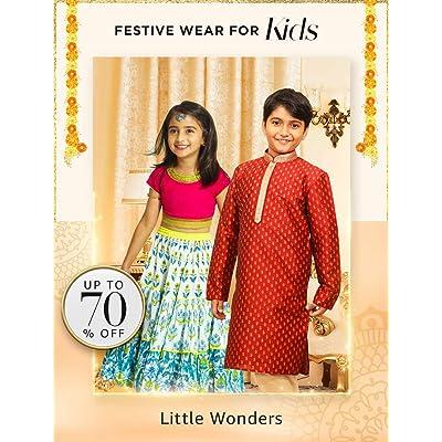 Shop festive kidswear