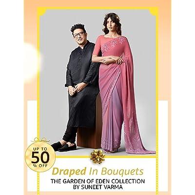 Shop Designer Wear By Suneet Verma