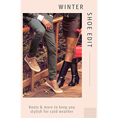 Winter Shoes & Accessory Edit