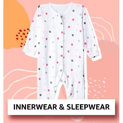 Innerwear & sleepwear