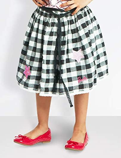 Skirts and shorts for girls